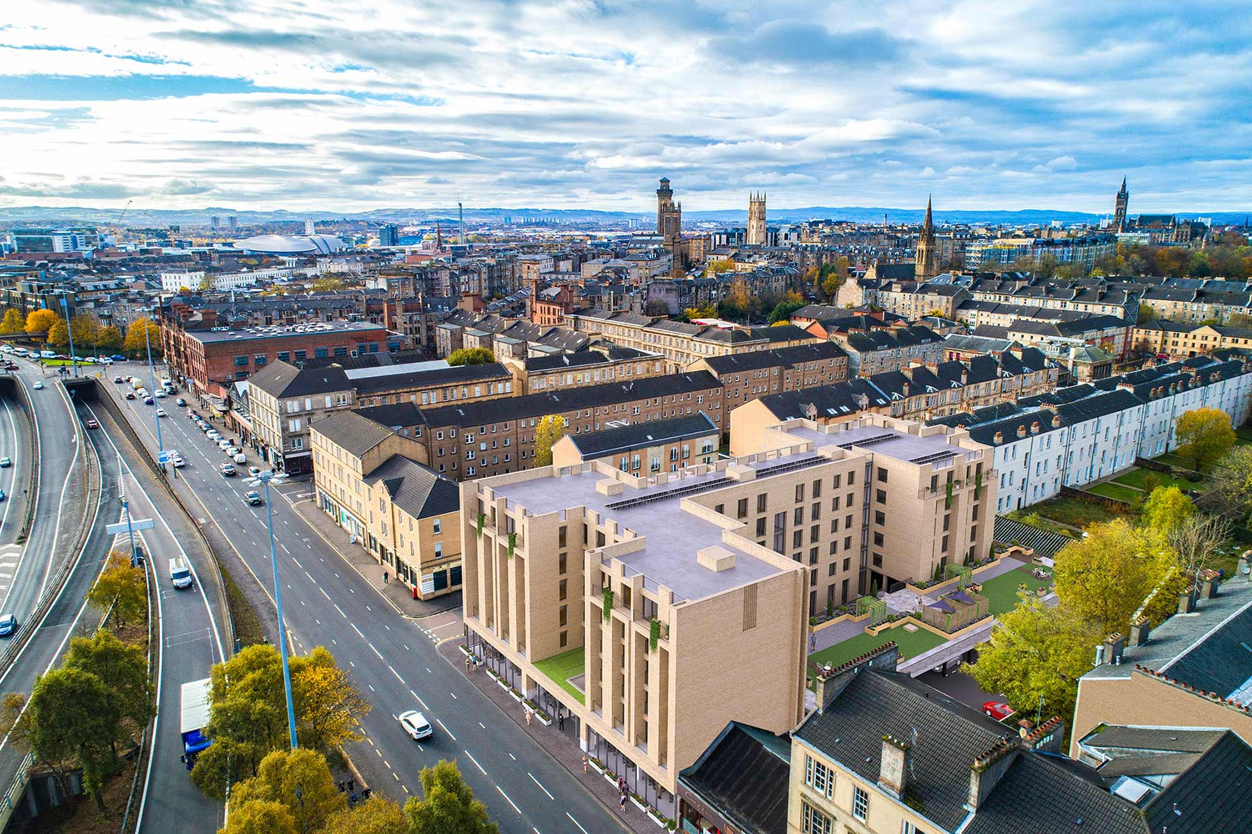 city-garden-apartments-aerial-glasgow-01