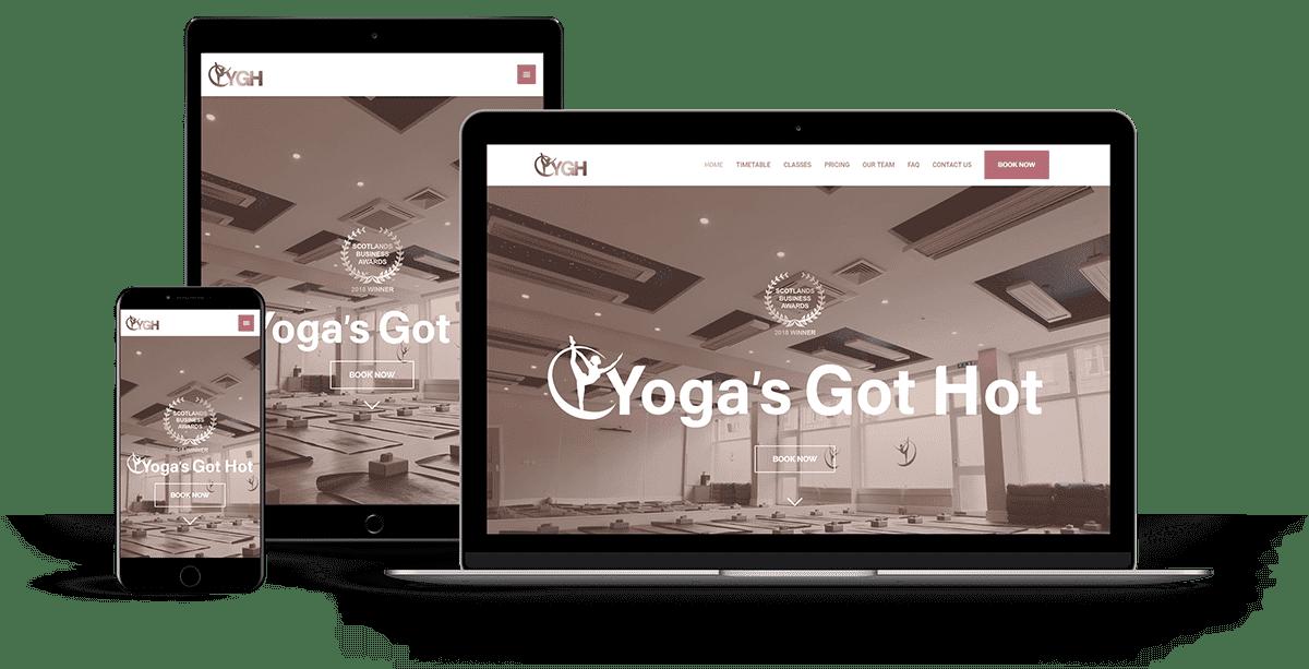 Yoga classes Edinburgh